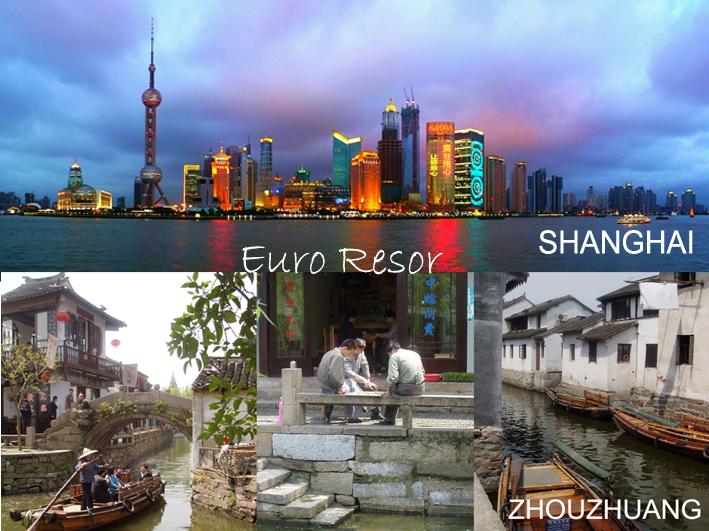 Shanghai Zhouzhouang kollage ER kopiera