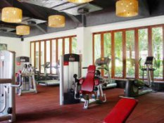 Sanya-hotell-Huayu-gym