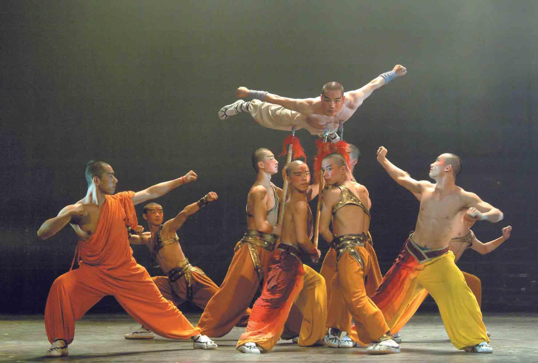 Postcard-Beijing-Kung-Fu